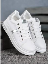 Stilingi aukštos kokybės balti bateliai - CC-13S