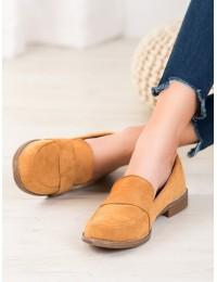 CAMEL spalvos zomšiniai batai - T366C