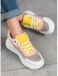 Originalūs stilingi batai su platforma - AB5679G/P