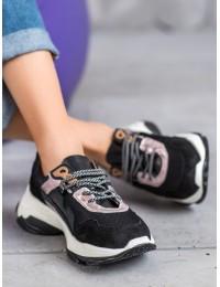 Madingi sportinio stiliaus aukštos kokybės batai - FT-80B