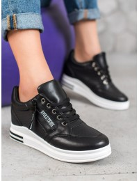 Juodi sneakers batai\n EVOLUTIONS - AB5680B