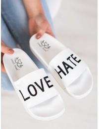Stilingos patogios šlepetės LOVE&HATE - MM23W