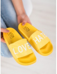 Stilingos patogios šlepetės LOVE&HATE - MM23Y