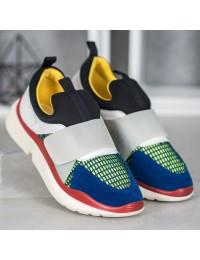 Originalūs stilingi laisvalaikio batai - XS003GR