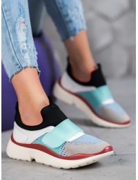 Originalūs stilingi laisvalaikio batai - XS003BL