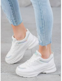 Madingi aukštos kokybės batai su HOLO efektu - H5W/