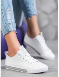 Balti stilingi laisvalaikio bateliai\n - CC-17S