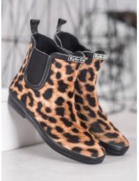 Stilingi guminiai batai padengti zomša - SY103CU