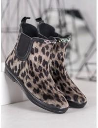 Stilingi guminiai batai padengti zomša - SY103TA