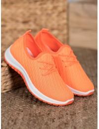 Apelsinų spalvos sportiniai batai - G-323OR