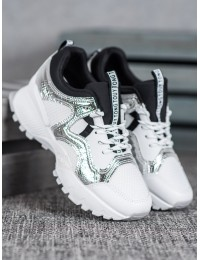 Madingi išskirtiniai aukštos kokybės batai - H-7W