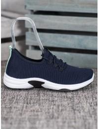 Mėlynos spalvos sportiniai/ laisvalaikio bateliai - K2019901MAR