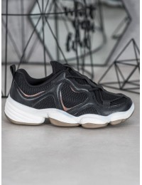 Stilingi originalūs juodos spalvos batai - K2018102NE