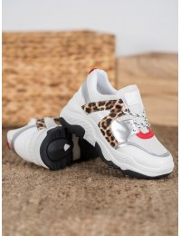 Madingi masyvaus stiliaus batai - A88-56LEO