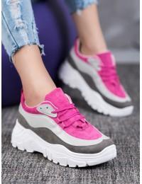 Spalvingi aukštos kokybės madingi batai - 902-3G