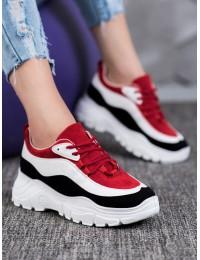 Spalvingi aukštos kokybės madingi batai - 902-3B