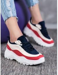Spalvingi aukštos kokybės madingi batai - 902-3R