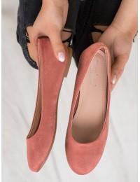 Zomšinės balerinos - 1M2-20P