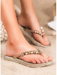 Stilingos paplūdimio šlepetės - LS08GO