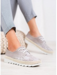 Stilingi natūralios odos aukštos kokybės batai - DP701/20BE