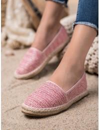 Stilingos rožinės spalvos basutės - JC01P