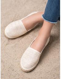 Stilingos smėlio spalvos basutės - JC01BE