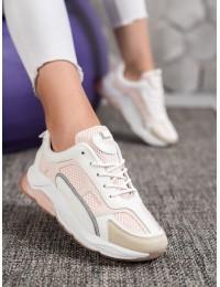 Madingi aukštos kokybės stilingi batai - ZK074ROSA