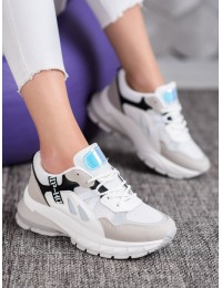 Sportinio stiliaus madingi aukštos kokybės batai - AB5673W