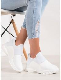 Baltos spalvos SNEAKERS modelio batai - 8088W