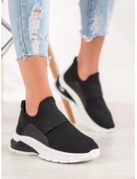 Juodos spalvos SNEAKERS modelio batai - 8088B