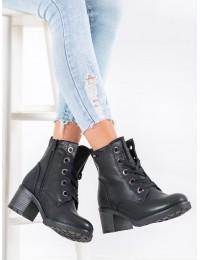 Klasikinio stiliaus juodi suvarstomi batai - GD-ZN87B