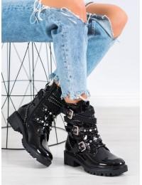 Originalūs aukštos kokybės batai su dirželiais - NC1030B