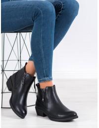 Juodi klasikinio stiliaus batai - BT500B