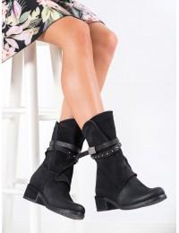 Juodos spalvos klasikinio stiliaus batai\n - ST-05B