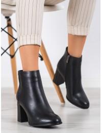 Elegantiški juodi klasikinio stiliaus batai su pašiltinimu - DBT1550/20B