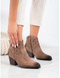 Stilingi aukštos kokybės kaubojiško stiliaus batai - XY21-10540DK.BE