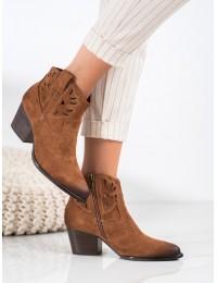 Stilingi aukštos kokybės kaubojiško stiliaus batai - XY21-10540C
