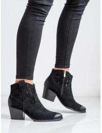 Stilingi aukštos kokybės kaubojiško stiliaus batai - XY21-10540B