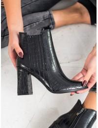 Prabangios odos elegantiški batai su kulnu - OD-69B