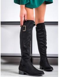 Stilingi aukštos kokybės patogūs ilgaauliai elastingu tampriu aulu - 20KZ35-3326B