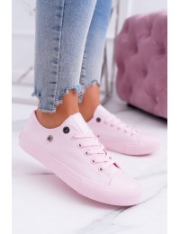 Women's Sneakers Big Star Pink AA274028SS19 - AA274028SS19 PINK