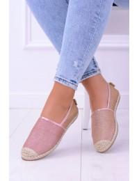 Rožinės spalvos stilingi bateliai - 2870-1 ROSE GOLD