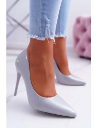 Women s Stilettos Grey Yanna - LE03 GREY