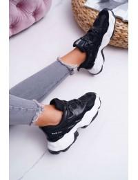 Women's Sport Shoes Big Star by Daniel Lopez Black FF274431 - FF274431 BLK