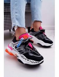 Women s Sport Shoes Black Focus - LA65 BLK
