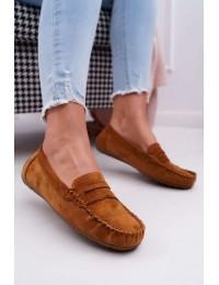Women s Loafers Suede Camel Bolero - T348 CAMEL