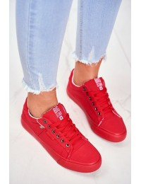 Women's Sneakers Big Star Red AA274512 - AA274514 RED