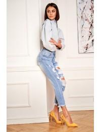 Women s Stilettos Suede Yellow Leven - LE072P YELLOW
