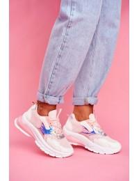 Madingi patogūs batai kasdienai - LA82 PINK