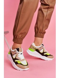 Madingi sportinio stiliaus batai - JD01 WHITE
